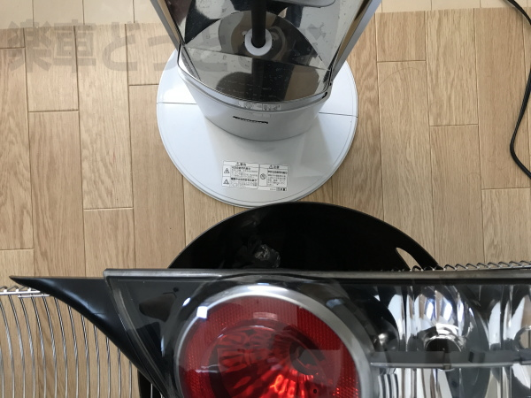 rx8テールランプの自作