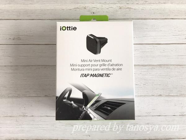 iOttieの車載スマホホルダー