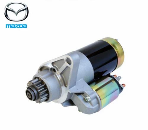 rx-8 MT用対策リビルト品セルモーターへの交換