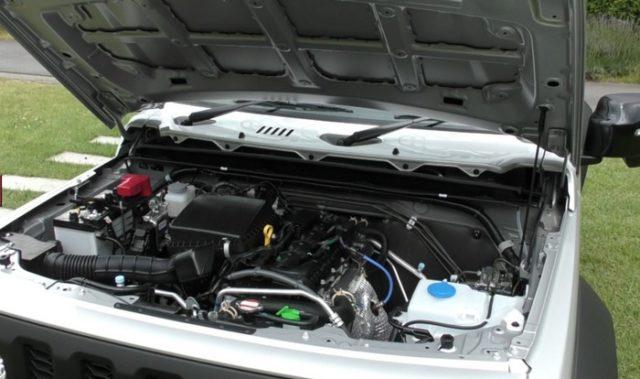 シエラの1.5Lエンジン